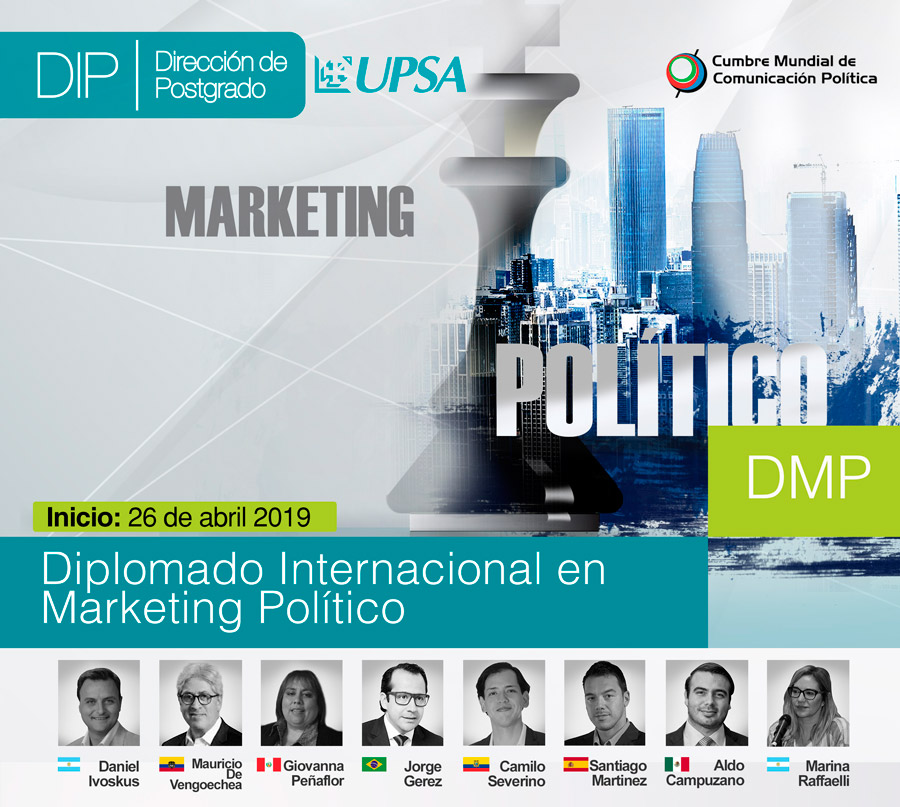 Diplomado Internacional en Marketing Político